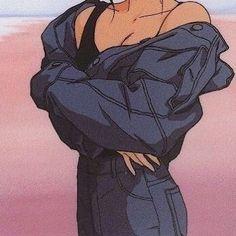 66 Ideas For Lofi Anime Aesthetic Wallpaper Aesthetic Vintage, Aesthetic Photo, Aesthetic Art, Aesthetic Anime, Aesthetic Pictures, Japon Illustration, Cartoon Profile Pictures, Estilo Anime, Old Anime