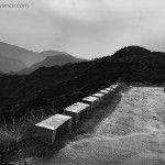 Documentary, Nature and Art photography by Razaq Vance » » Landscape Beauty Of Salt range Hills In Black And White