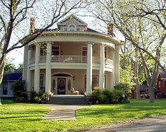 """Smithville, Texas--""""Hope Floats"""" (Sandra Bullock film) house"""