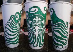 Art by Dean Dynna. #WhiteCupContest
