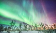 How To Photograph The Northern Lights - The Wandering Lens - Travel Photography