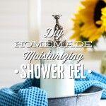 homemade shower gel