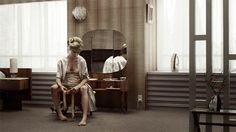 """By Dutch photographer Erwin Olaf from the """"Grief"""" series"""