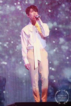 Joshua #Seventeen