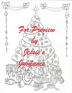 Christmas Coloring 5 Pages Mini Book 2  Christmas colors Hand