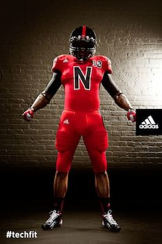 New alternate College Football Uniforms: Nebraska