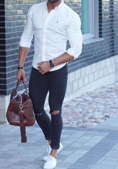 hit the gym when you can // gym bag // urban men // urban boys // mens fashion…