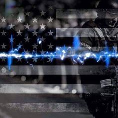 Thin Blue Line Cop Wife, Police Wife Life, Nurse Life, Law Enforcement Quotes, Law Enforcement Officer, Thin Blue Line Flag, Thin Blue Lines, Police Tattoo, Emergency Responder