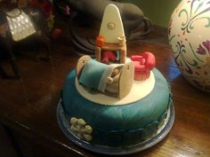 Le dolci Vie: Per Natale 2010 due torte.