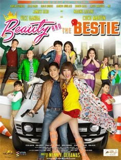 beauty and the bestie movie poster 220x300