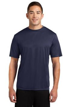 Sport-Tek TST350 Tall PosiCharge Competitor Tee True Navy