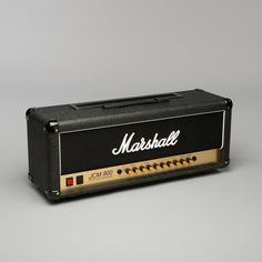 JCM900™ 4100™ | Marshall Amps - expensive head, not realistic