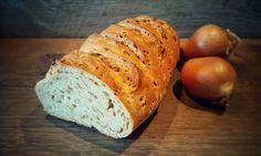 Zwiebelbrot – Rezept für selbstgebackenes Brot
