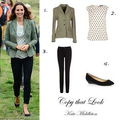 Copy that Look: Kate Middleton - The Fashion & Beauty Obsession