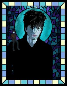 Image of Saint Ian McCulloch (Echo & The Bunnymen)