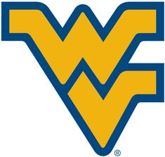 8. West Virginia Mountaineers Primary Logo.  Stayed the same.