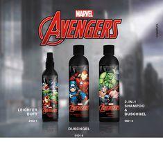 Aktiv - Für Sie Marvel Avengers, Avon, Aktiv, Coffee Bottle, Brewing, Shampoo, Fragrance, Disney, Image
