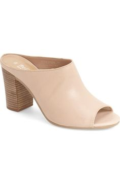 Pin for Later: 23 Commute-Friendly Shoes to Wear to Work in the Summer  Bella Vita Open Toe Mule ($100)