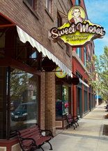 Advertising executive Jeff Moreau did his homework before opening in March at this storefront near Cleveland Public Theatre. It's a soothing, glamorous spot for handmade ice cream, popcorn and candy. Within French vanilla walls, he placed a stainless-steel fountain from the 1940s and a mirrored back wall with Victorian wood frame and stained glass. It lights up, and so will you.
