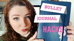 9 Simple Bullet Journal HACKS | Hollife