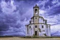 Ermida de Nossa Senhora de Alcamé | Our Lady of Alcamé Chapel by alvaronunes - ViewBug.com
