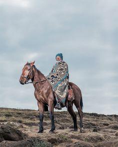 Thom Pierce - The Horsemen of Semonkong - Morolela Mosetako - Ha Matete, Lesotho Africa People, Contemporary African Art, Africa Art, Grid Design, Graphic Design, Photography Illustration, Documentary Photography, Visual Communication, Men Looks
