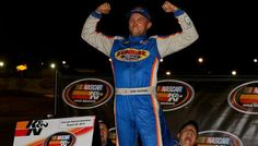 Ryan Partridge Gets First K&N West Victory at Colorado National Speedway