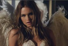 Angel Behati Prinsloo for VS Holiday 2013 TV Commercial