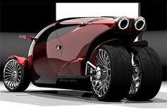It's car/bike concept Motorcycle, stunning, isn't it?