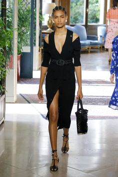d2c0bbc7c0dcc Altuzarra Spring 2019 Ready-to-Wear Fashion Show Collection  See the  complete Altuzarra