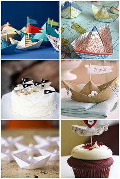 DIY - Paper Boats