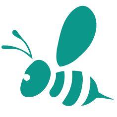 Bug Buzz Book Club Company Logo, Club, Books, Libros, Book, Book Illustrations, Libri
