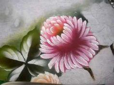 Mulher.com 31/05/2013 Luciano Menezes - Pintura em tecido - YouTube
