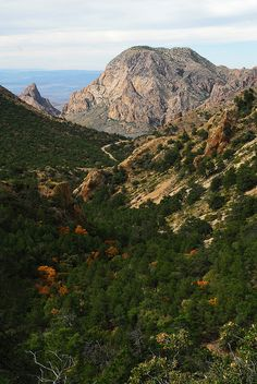 Big Bend National Park, Texas; photo by .vtgohokies