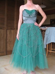 Prom dress by shelmac, via Flickr