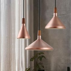 Beautiful Pendant Lighting Fixtures For Your New Home Copper Pendant Lights, Bronze Chandelier, Modern Pendant Light, Glass Pendant Light, Chandelier Lamp, Pendant Light Fixtures, Pendant Lighting, Pendant Lamps, Dining Table Lighting