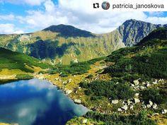 Trvalo to pól dňa ale stálo to za to  #praveslovenske od @patricia_janoskova .......  #nature #forest #lake #slovakia #rohacskeplesa #rohacskadolina #tatramountains #tatry #hiking #lakes #mountains #rocks #slovensko #landscape