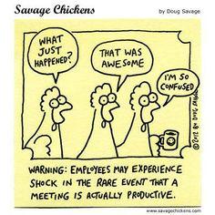 productive meetings