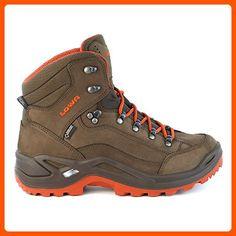 Lowa Renegade GTX Mid Hiking Boot Shoe - Epresso/Rost - Mens - 8 - Mens world (*Amazon Partner-Link)
