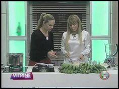 Nutricionista ensina Biomassa de Banana Verde (03/07) - YouTube