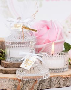 Diy Wedding Decorations, Table Decorations, Wedding Ideas, Candle Companies, Home Spa, Wedding Gifts, Favors, Dream Wedding, Candles