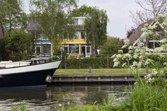 Bed and Breakfast Smal Weesp on the canal Smal Weesp