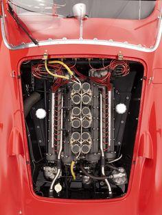 Own The Vintage Ferrari Built To Be The World's Best Race Car - Petrolicious #ferrarivintagecars
