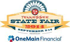 Tennessee State Fair - September 5-14, 2014