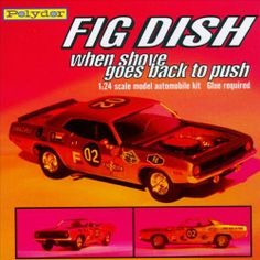 Fig Dish - When Shove Goes Back to Push