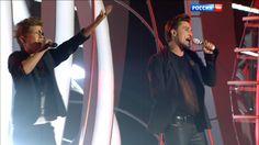 Дима Билан и Андрей Бойко - Не молчи (Рождественская песенка года 5-01-2...