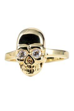 Beyond Rings  Skull Band  $16.00