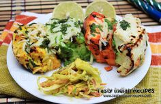 Indian Cottage Cheese (paneer) is cooked in soft and creamy marination with gentle spices.Paneer Malai Tikka kebab is mouth melting kebab recipe. It is o