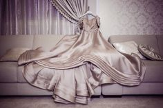 Stunning gown captured in stunning style! - The Studio #WeddingDress #TheStudioDubai #Dubai #Dubaiphotography
