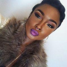 10 Best Lipstick Colors for Dark Skin   herinterest.com